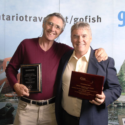 Outdoor Writers of Canada Awards