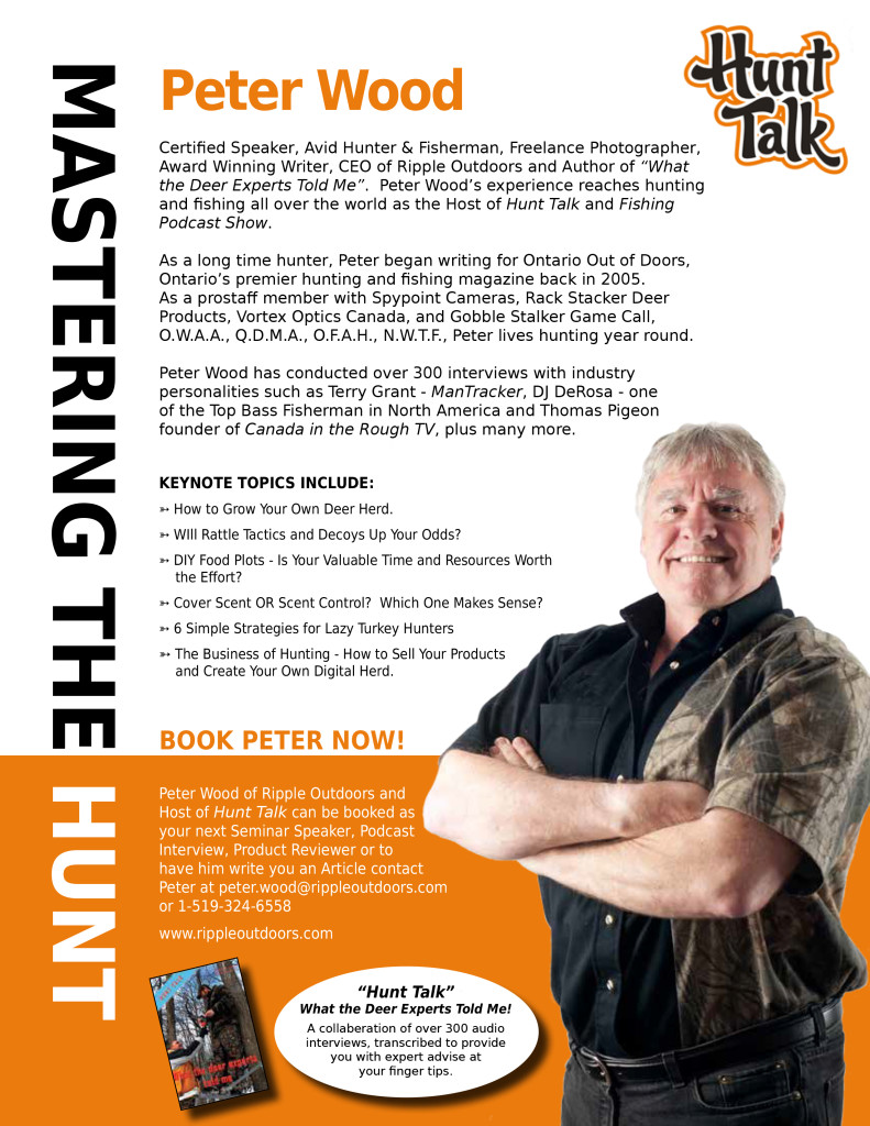 Mastering Your Hunt on the HuntTalk Show