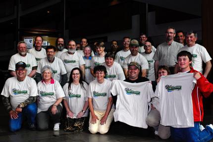 MNR Volunteers