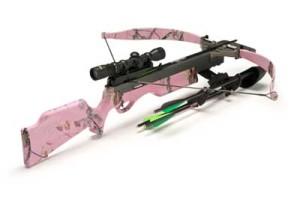 Excalibur Crossbow New Pink Camo Vixen II
