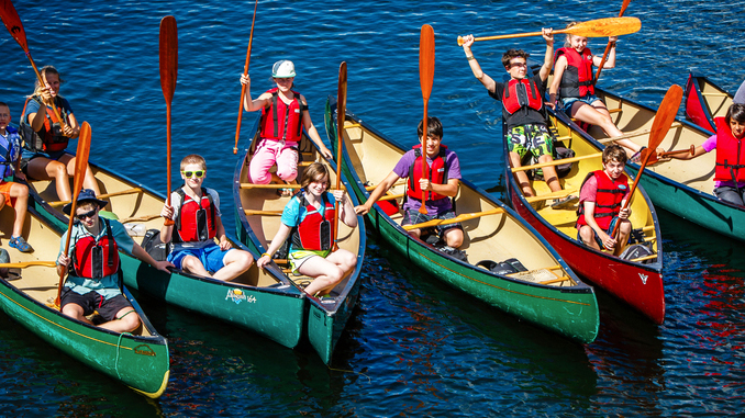 Kids Wanted for Youth Outdoors Day - Ripple Outdoors