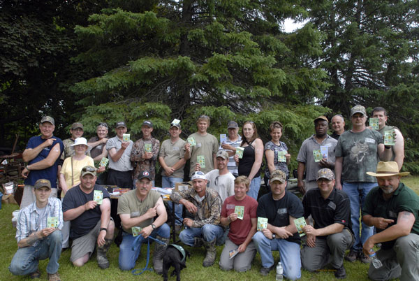 Rack Stacker Field Day BEATS the BUGS with Insect Defend Patch