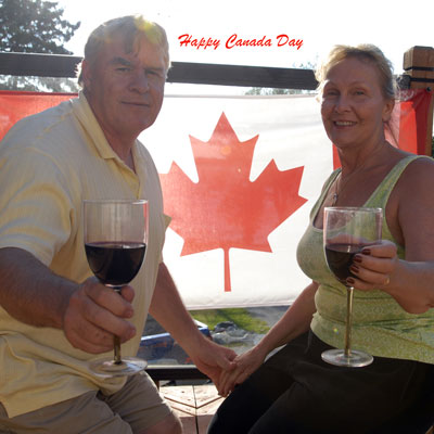 Ripple Outdoors says Happy Canada Day!