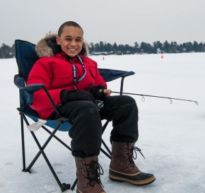 Youngest CIFC angler was Teshaun Tran at 13 years
