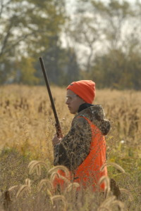 Young Pheasant Hunter