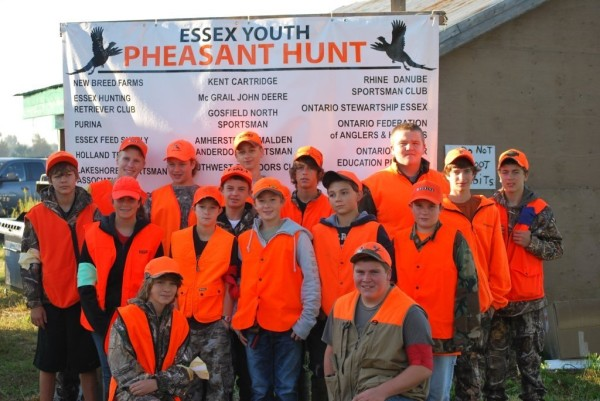 2013 Essex Youth Hunt