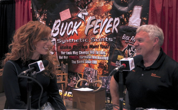 Amanda Lynn Mayhew on the Hunt Talk Show