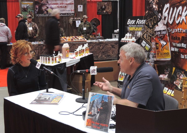 Hunt Talk Live at the Toronto Sportsmen Show