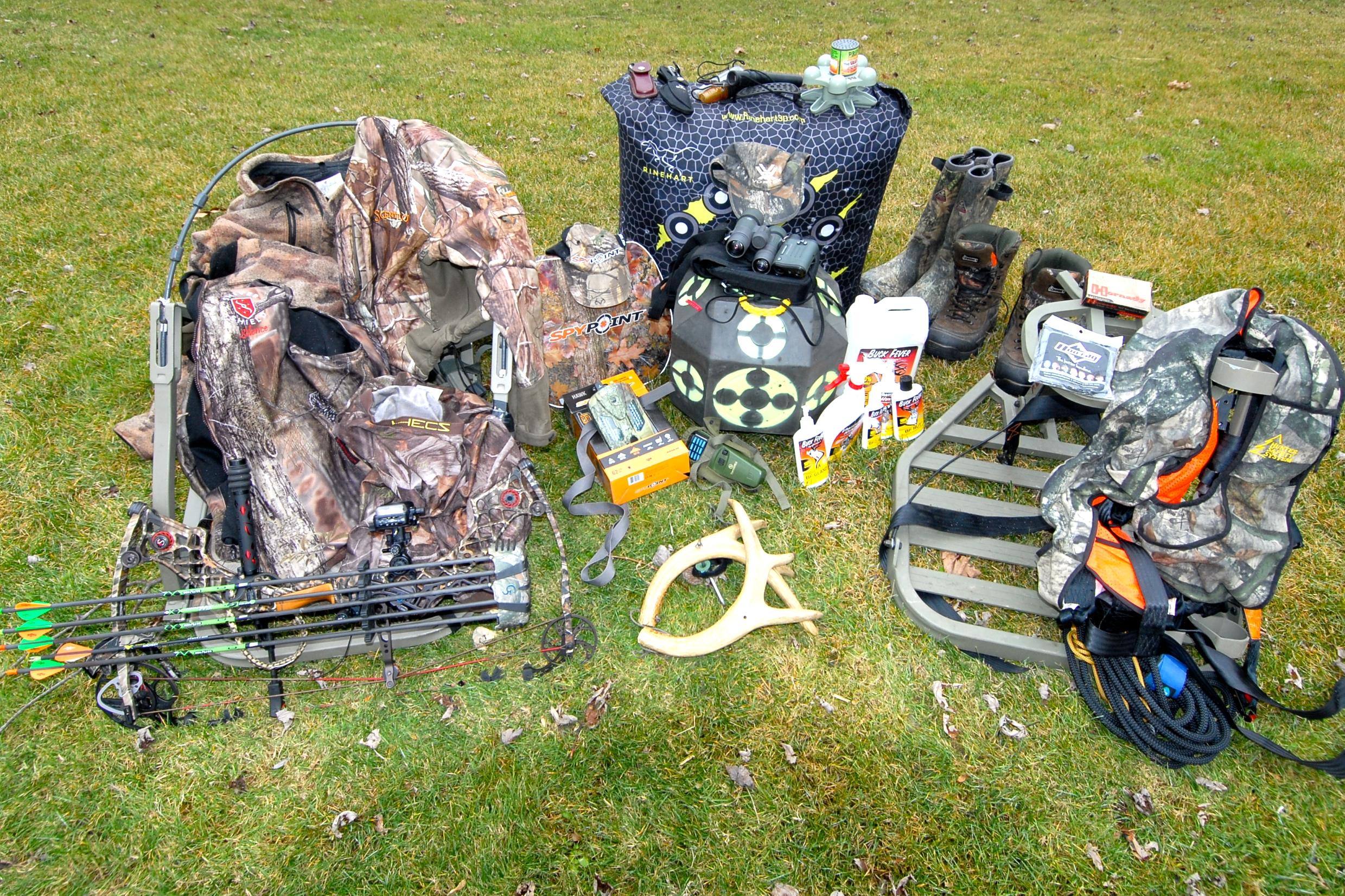 Deer Hunt Gear 2015
