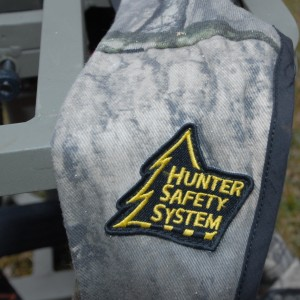 Don't leave the fround with out them, wear it on every treestand hunt