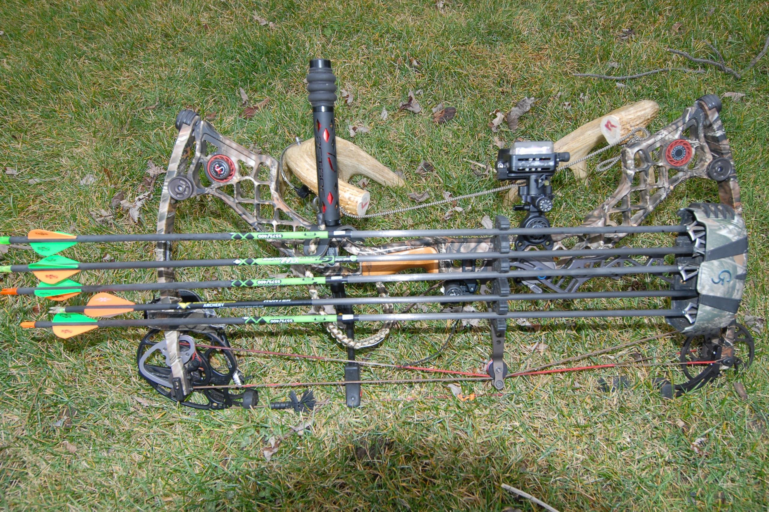 my 2015 hunting bow Matthews Z7