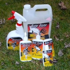 Buck Fever Canada Synthetic Game Attractrants