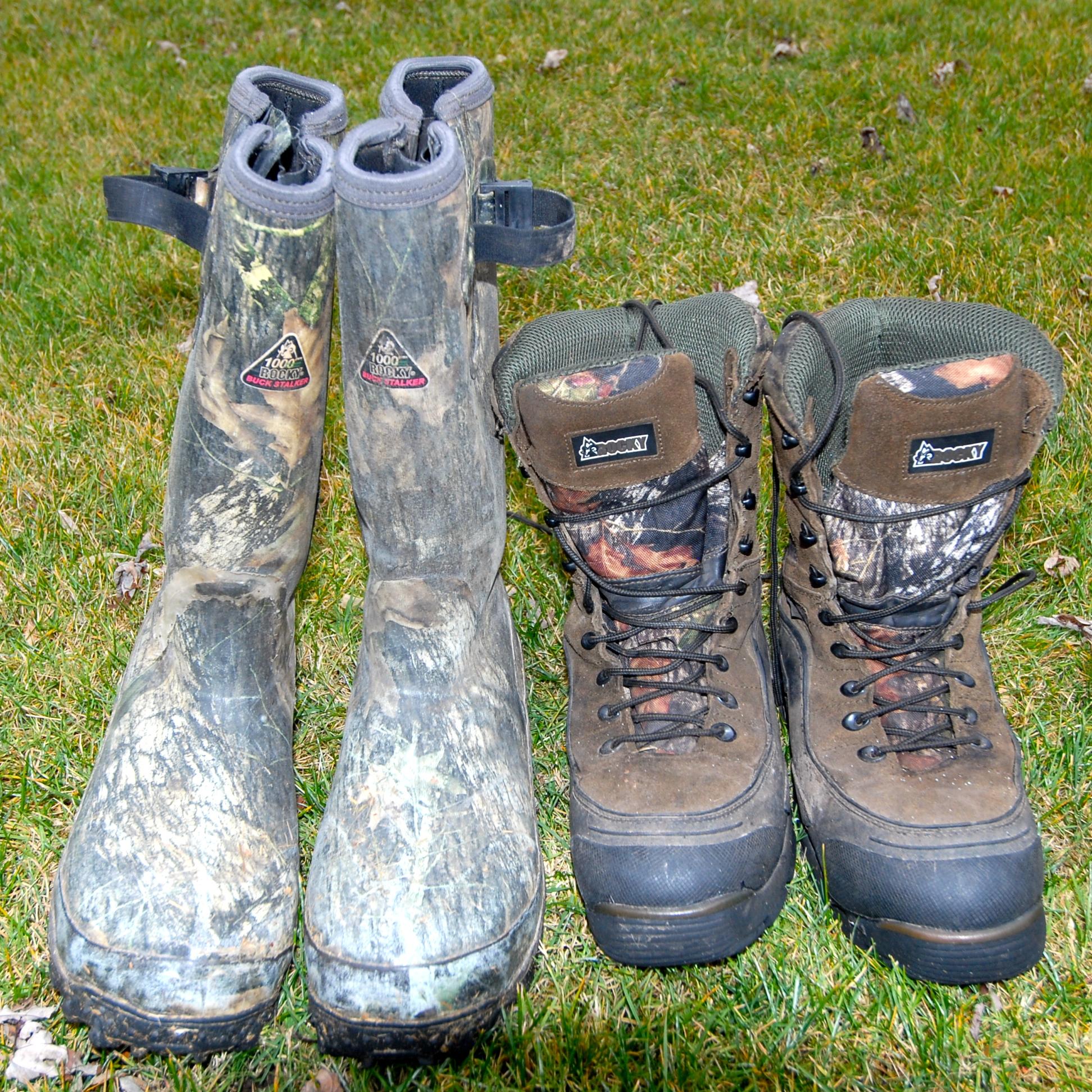 Rocky Boots n Gear