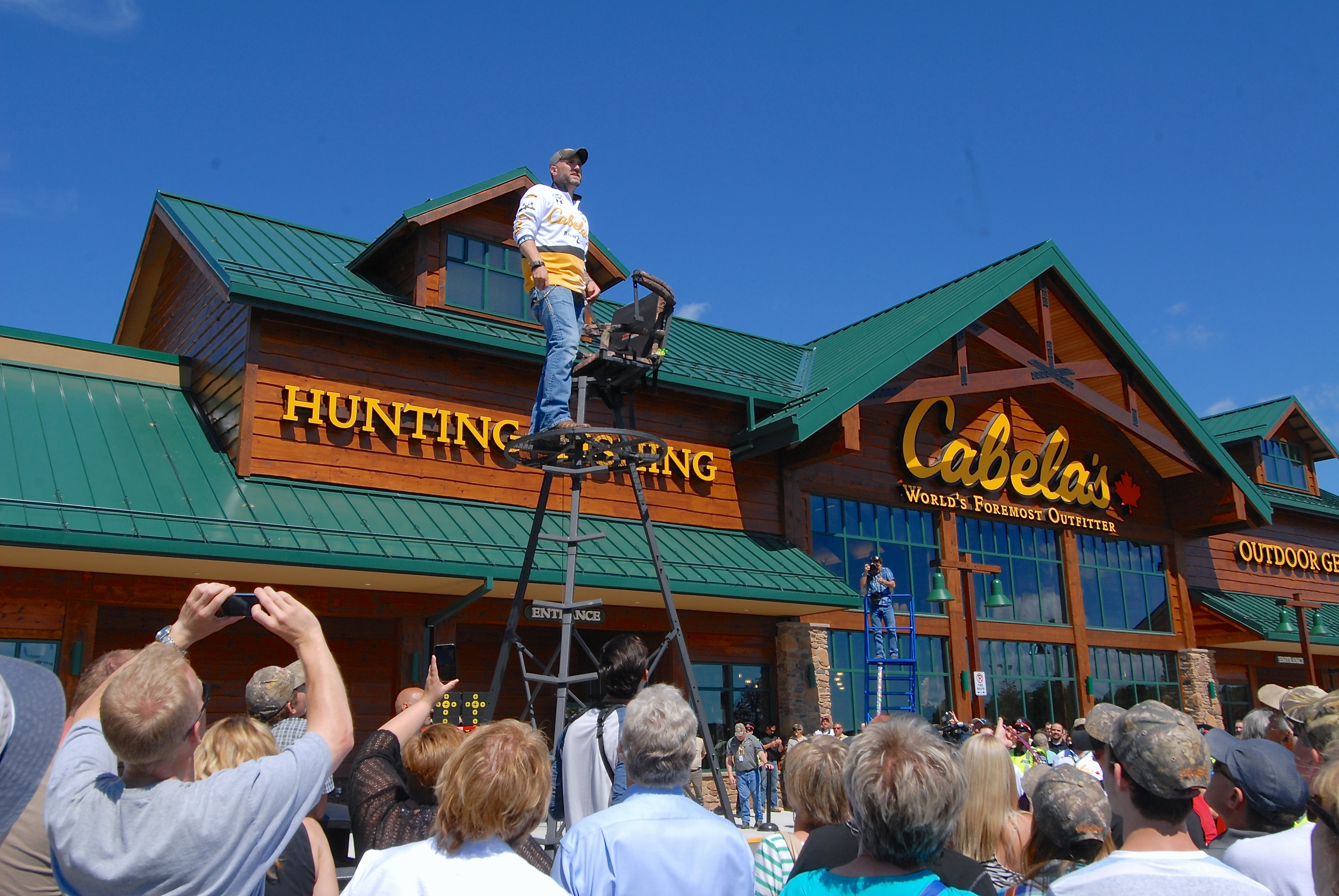 Cabelas Barrie Store