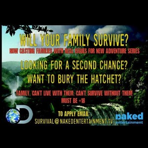 Naked Family Surrvival Show